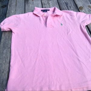 Ralph Lauren pink used